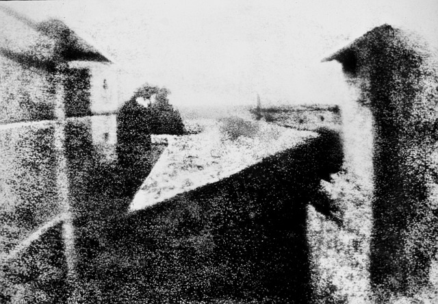 The oldest still existing photograph