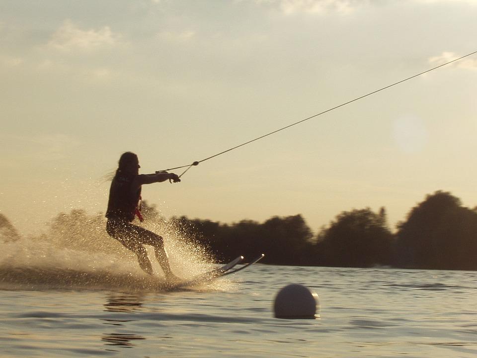 Water, Water Sports, Water Skiing, Waterskiing