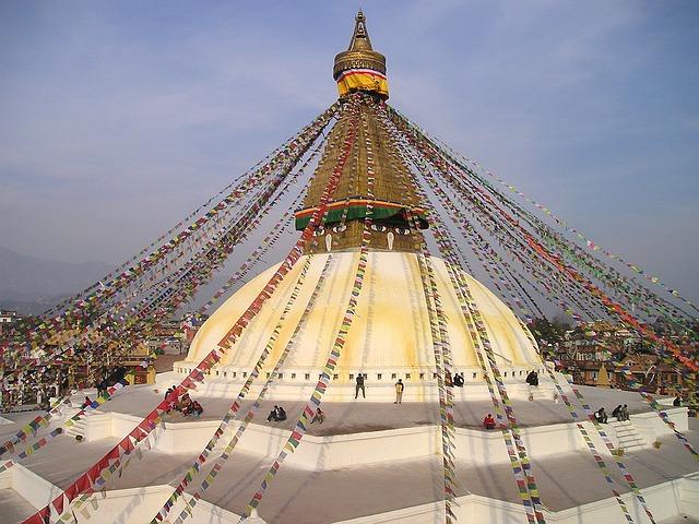 Free Photo Nepal Buddhism Stupa Holy Free Image On