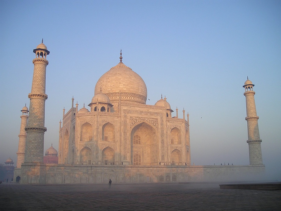 photo taj mahal agra tomb grave image on  taj mahal agra tomb grave sunrise temple