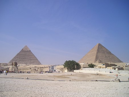 Egitto, Piramidi, Chefren, Cheope