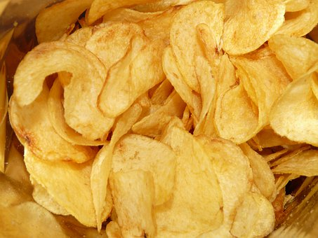 Chips Potato Chips Food Eat Fat Greasy Thi