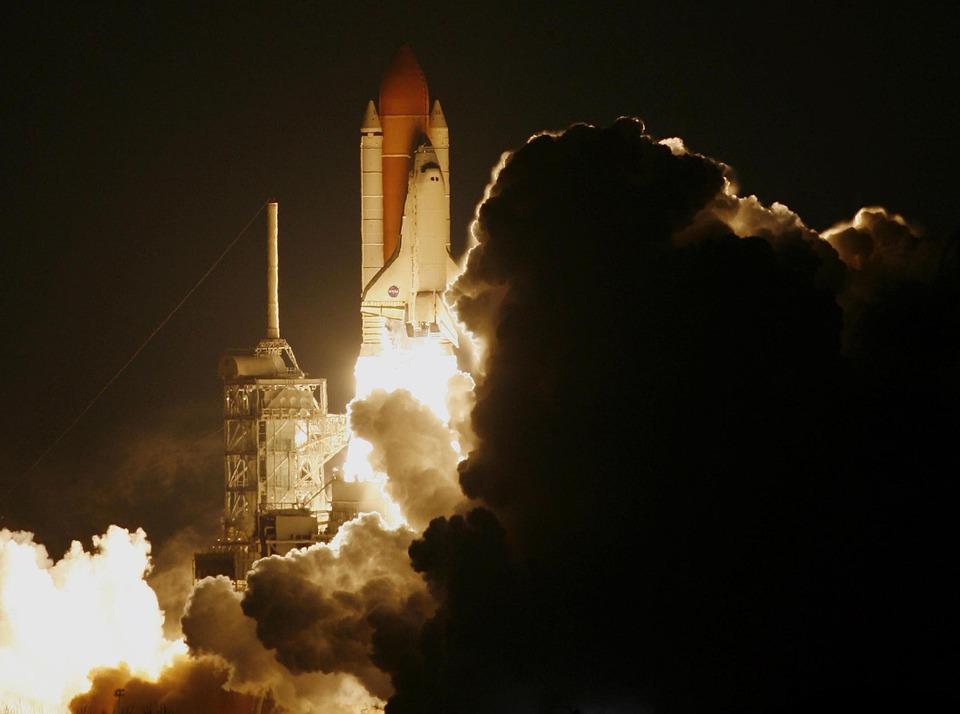 Roket, Havalanmak, Astronotik, Nasa, Kozmonotik