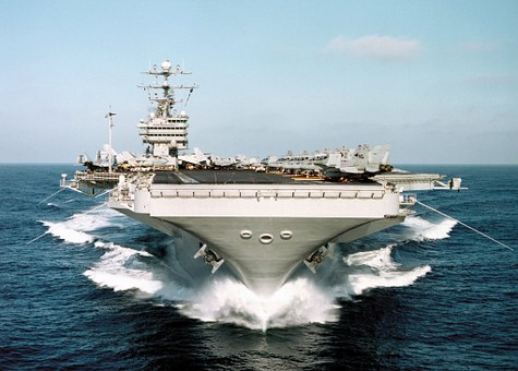 Aircraft Carrier Ships Battle Ships Usa Mi