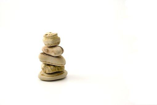 Stones, Balancing, Abstract, Art