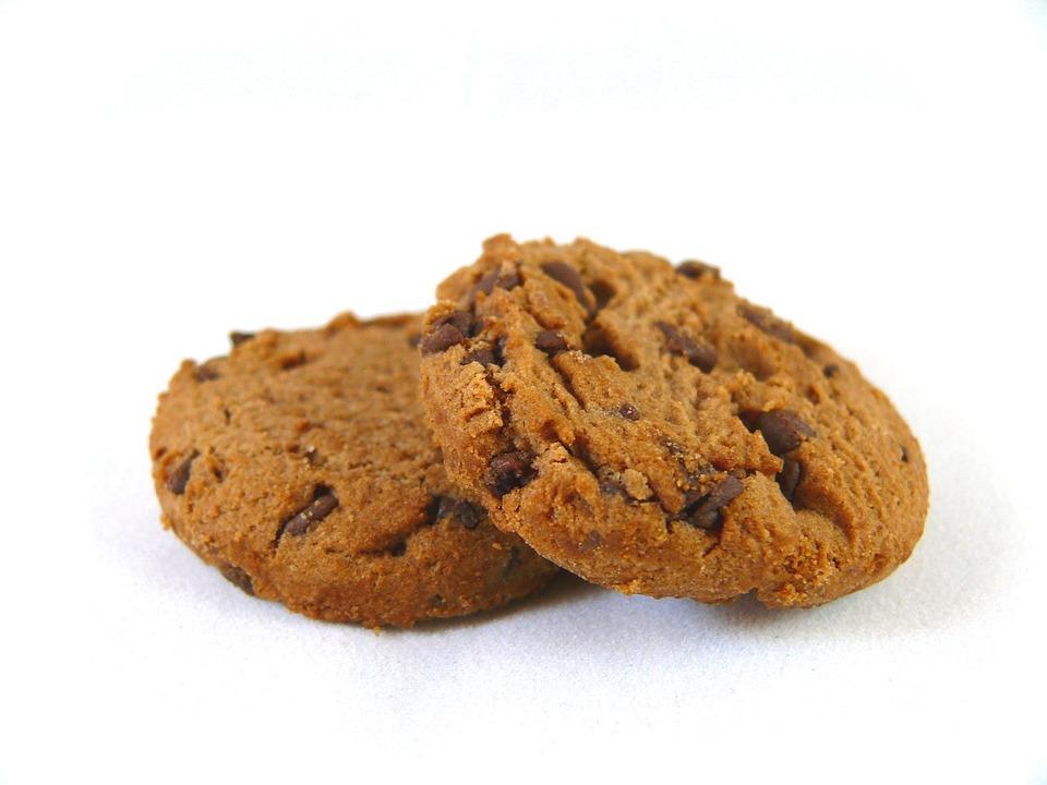 Cookies, Chocolate, Food, Dessert, Delicious, Snack
