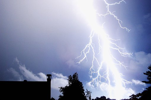 Lightning Thunder Thunderstorm Storm Storm