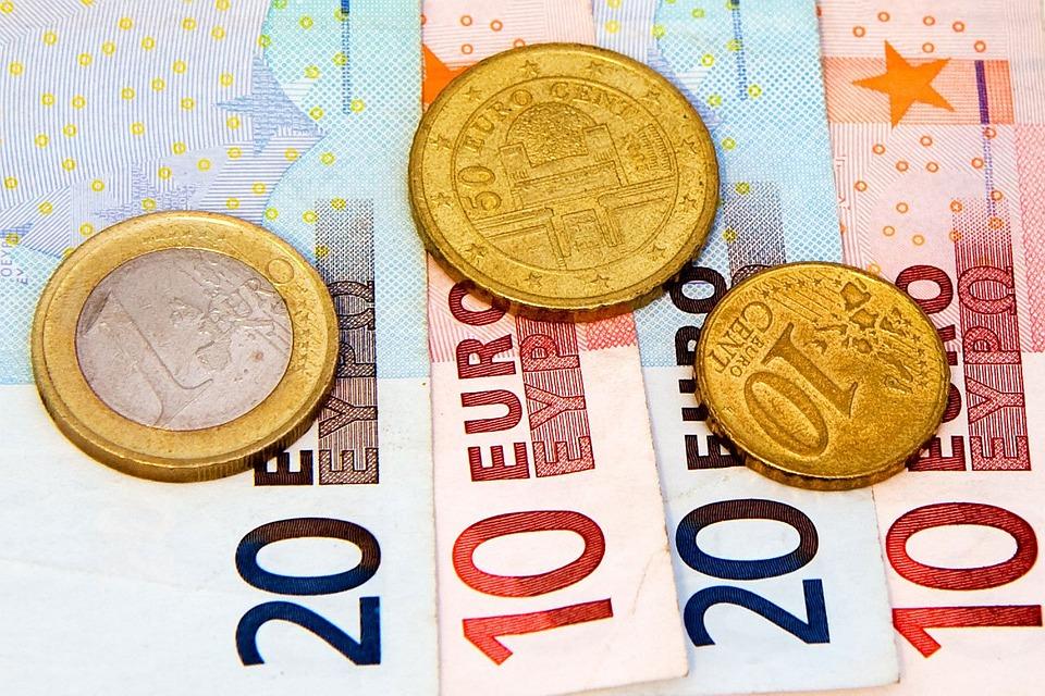 Money, Bank, Notes, Bill, Bills, Coin, Coins, European