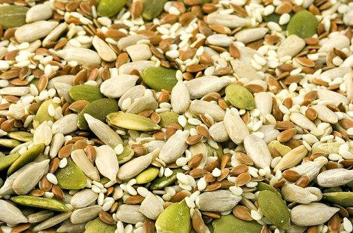 Seed, Seeds, Kernel, Nut, Nuts