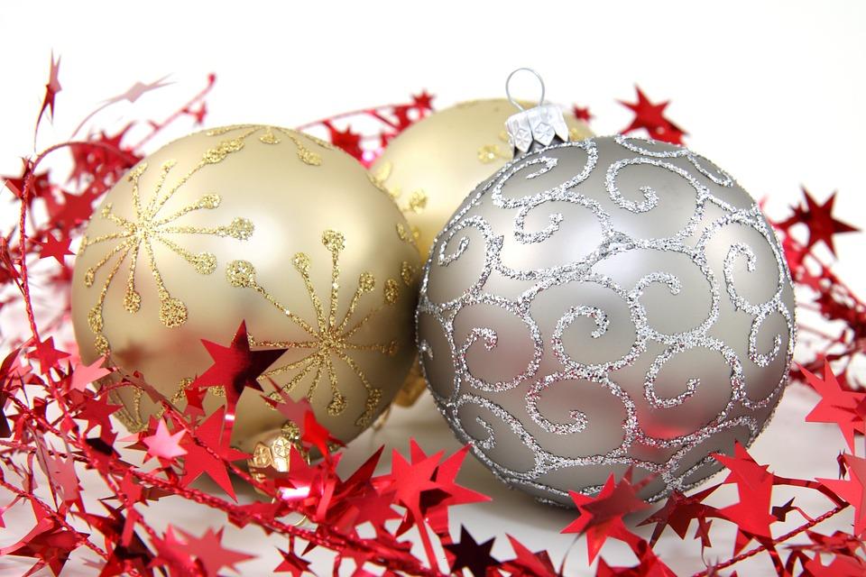 gratis foto ballen kerstballen viering kerst gratis. Black Bedroom Furniture Sets. Home Design Ideas