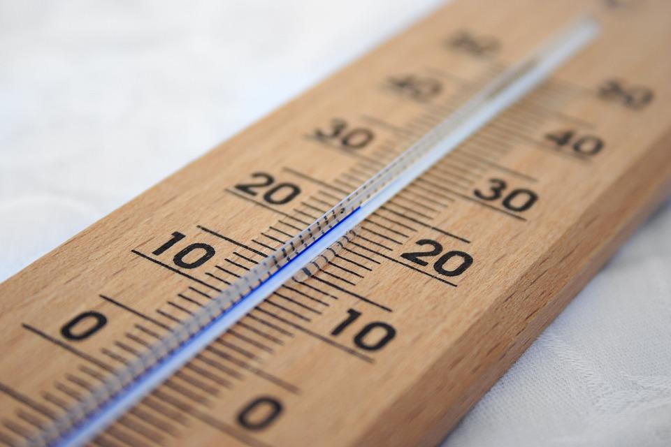 température  et sommeil