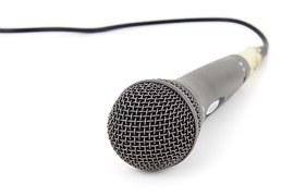 free photo microphone blue chrome sound free image