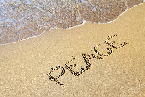 Background, Beach, Coast, Peace