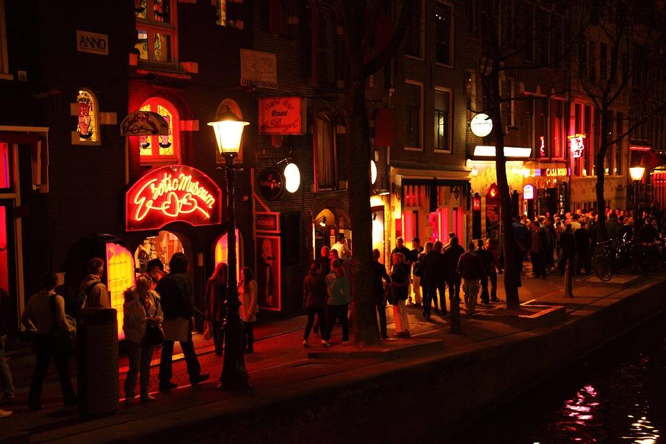 Amsterdam, Canal, City, District, Dutch, Holland, Light