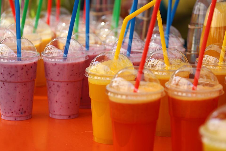 Frutti Di Bosco, Bevande, Cocktail, Colore, Drink