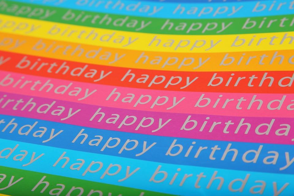 Gelukkig Verjaardag Wallpaper Gratis Foto Op Pixabay
