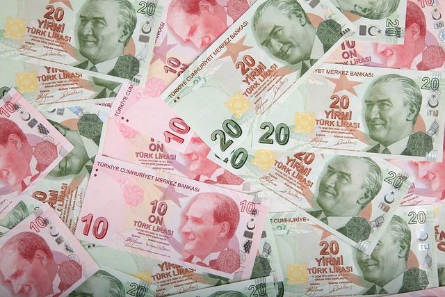 Лира к доллару на сегодня в турции