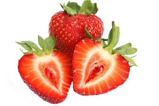Strawberry, Red, Fruit, Food, Healthy