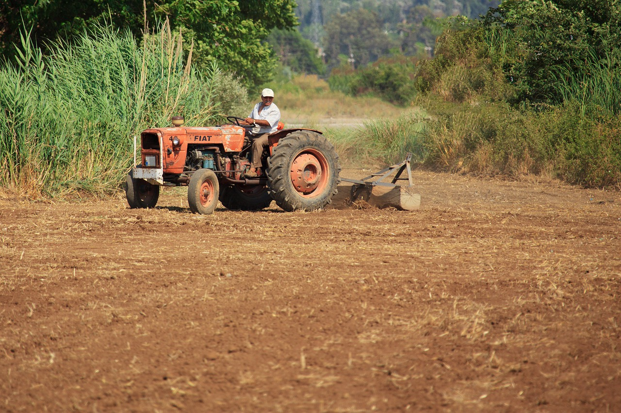 an essay on world agriculture plowing up new soil in farm sites