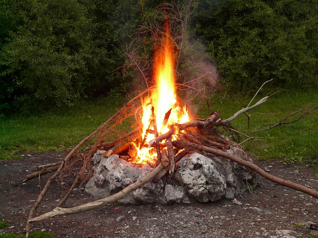 Fire Campfire Flame 183 Free Photo On Pixabay