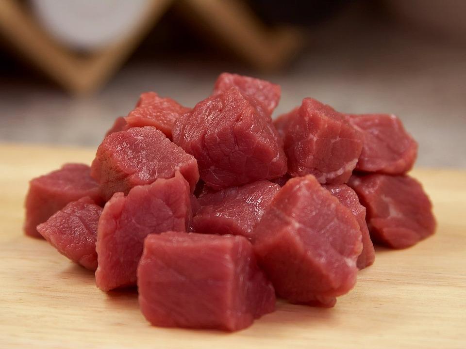 Carne De Vacuno Raw Ingrediente - Foto gratis en Pixabay