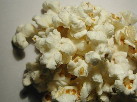 Popcorn Snack Fast Food Junk Food Cin