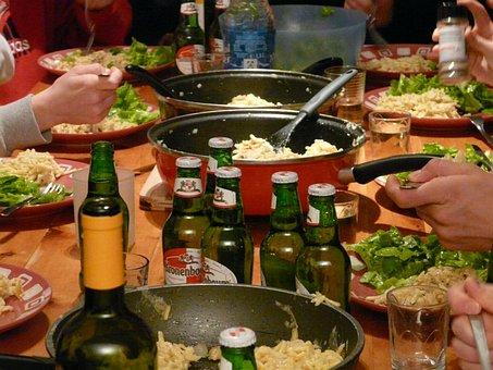 Eat, Food, Celebration, Table