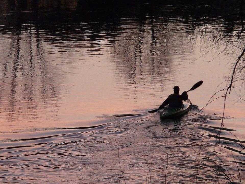 kayak cedrino primavera in Sardegna