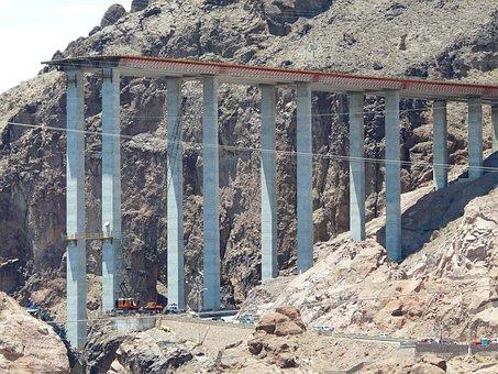 La Construction De Routes, Route, Pont