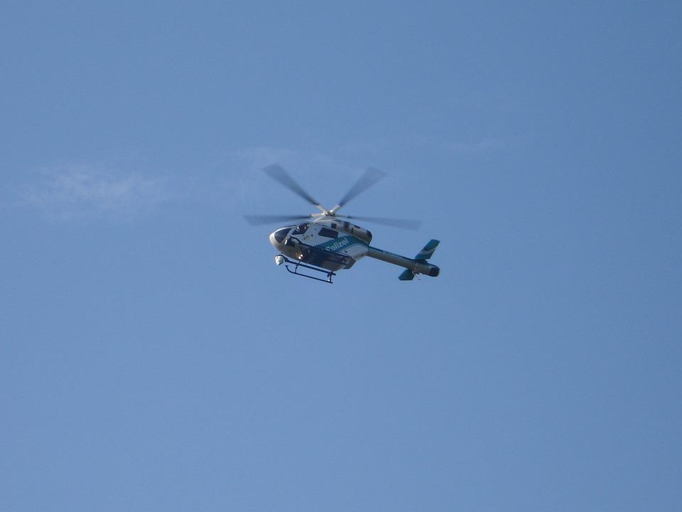 Police Helicopter Helikopter - Gratis foto op Pixabay