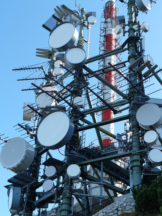 Antenas Antena Rádio - Foto gratuita no Pixabay