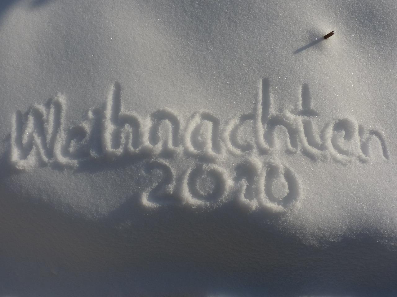 Ночи, снег картинка с надписью