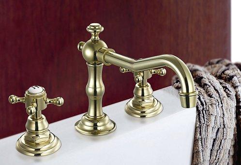 Bathroom, Faucet, Bath, Bathroom