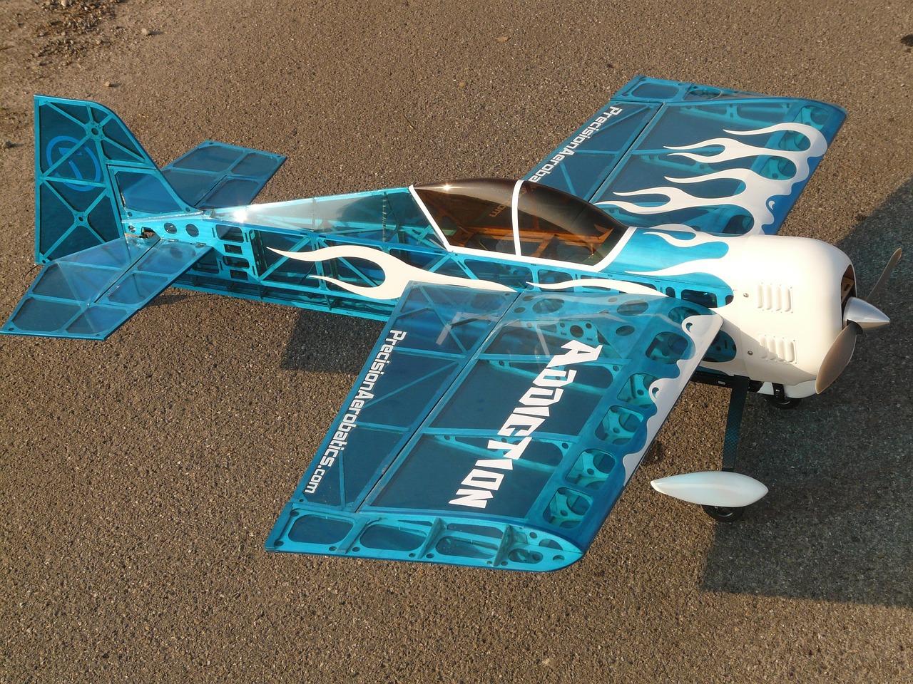 Бесплатная фотография: Модель Самолета, Модель Летать - Бесплатные фото на Pixabay - 5632