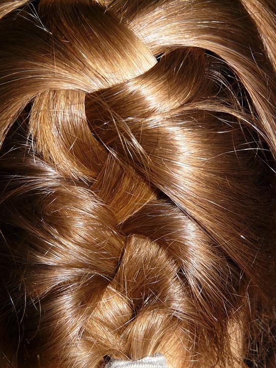 Haare Frisur Zopf Kostenloses Foto Auf Pixabay
