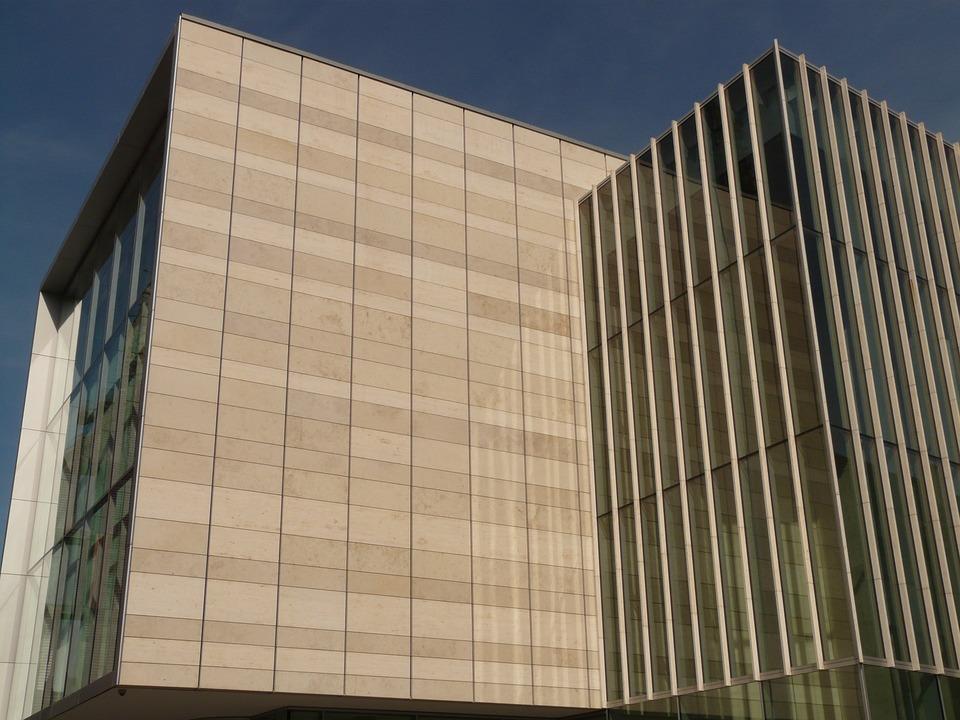 office building facades. House Building Facade Architecture Concrete Glass Office Facades