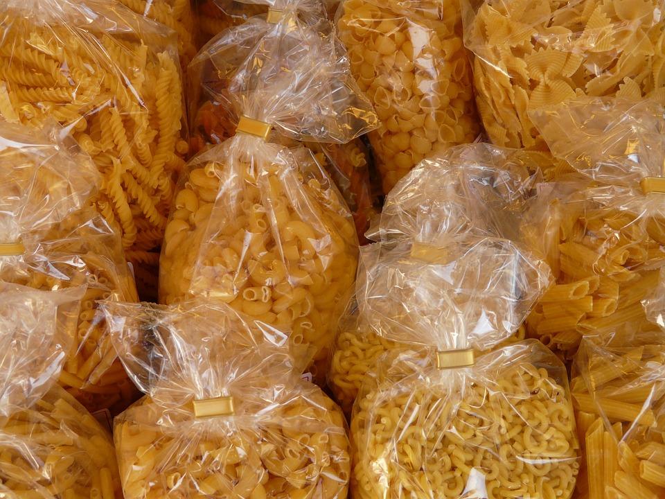 Nudeln, Pasta, Teigwaren, Essen, Lebensmittel, Nahrung