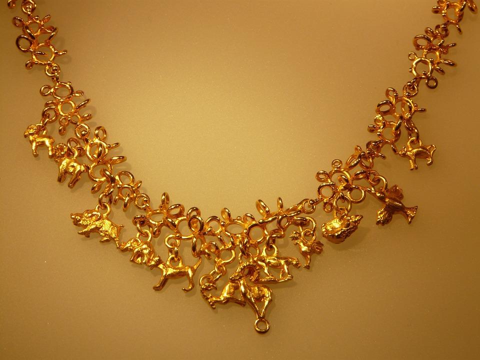 Schmuck gold  Kostenloses Foto: Goldkette, Kette, Schmuck, Gold - Kostenloses ...
