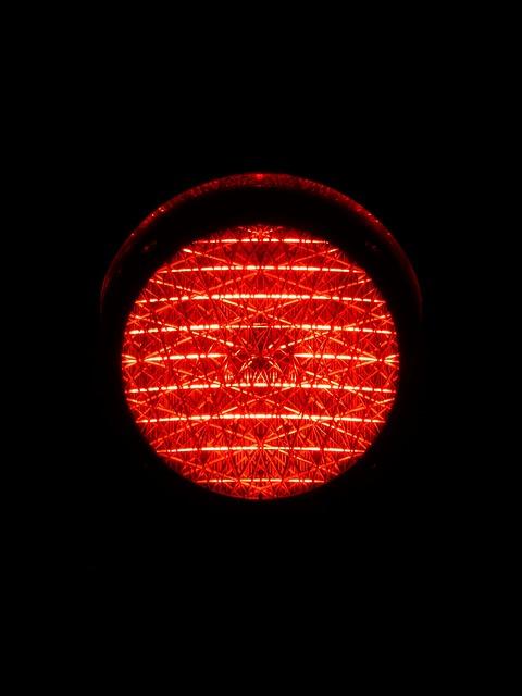 Free Photo Traffic Lights Red Light Red Free Image On Pixabay 6010