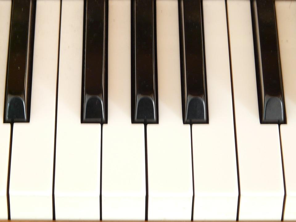 Piano Keys Keyboard 183 Free Photo On Pixabay