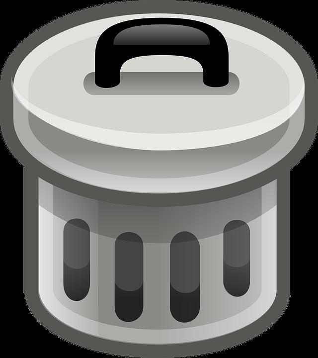 Tong Sampah Limbah · Gambar Gratis Di Pixabay