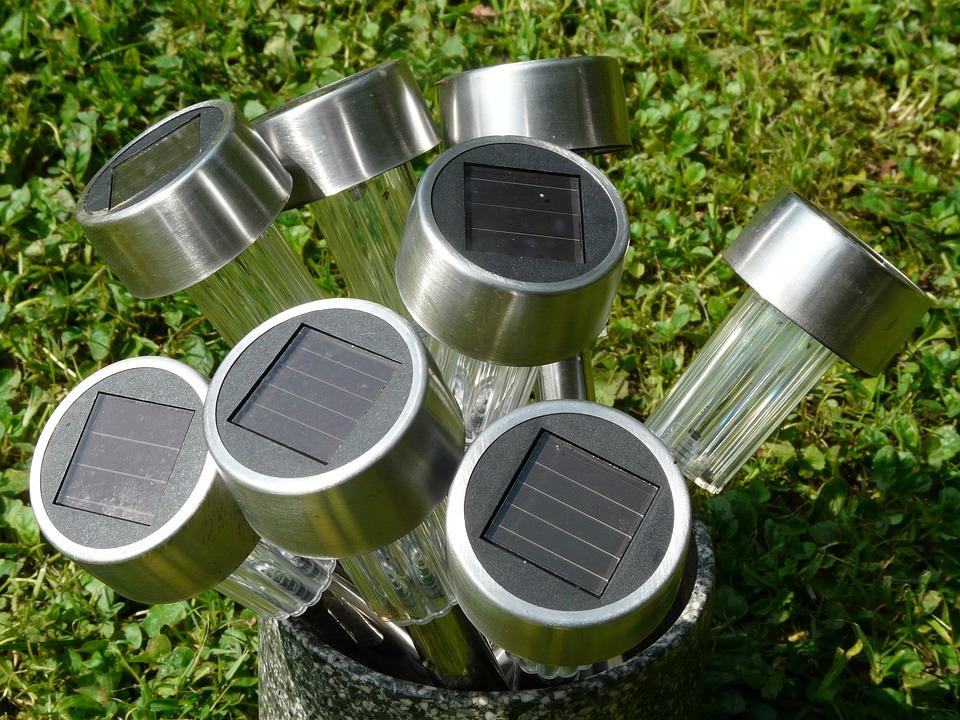 Lampen Op Zonnecellen : Licht zonnecellen gloed · gratis foto op pixabay
