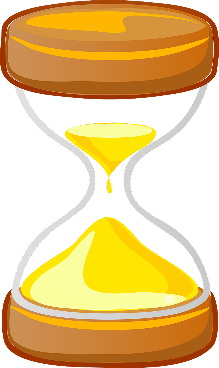 Рисунок песочные часы для детей