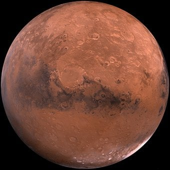 Mars, Red Planet, Planet, Space