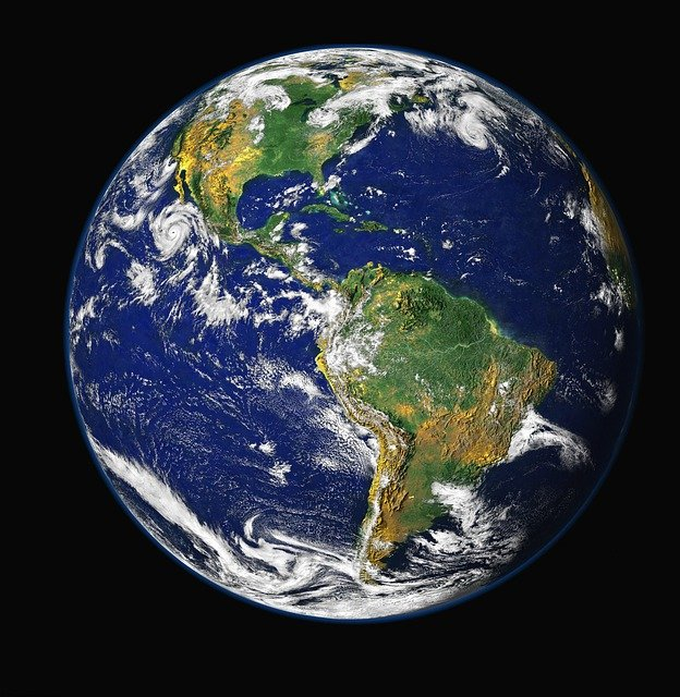 Free photo earth blue planet globe planet free image on free photo earth blue planet globe planet free image on pixabay 11015 sciox Image collections