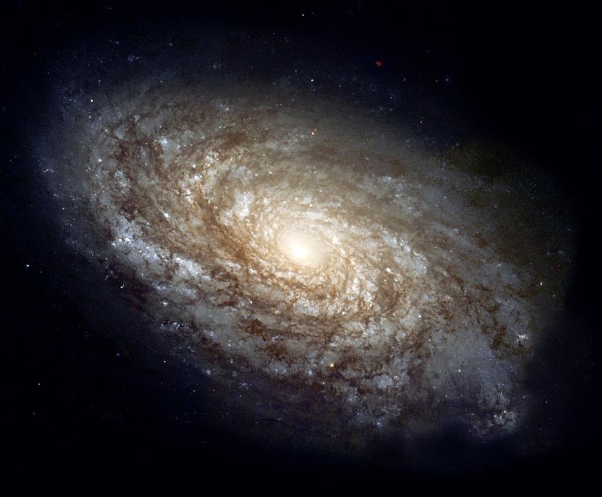 Ngc 4414 渦巻銀河 星座 · Pixab...