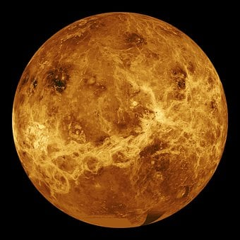 Venus, Surface, Hot, Heat, Planet