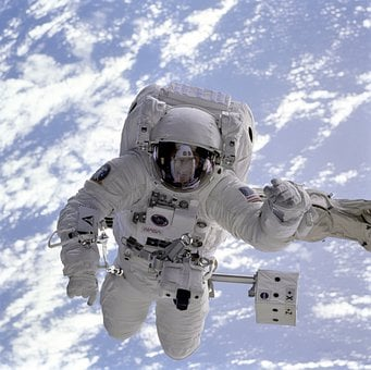 Astronaut, Space Shuttle, Space Walk
