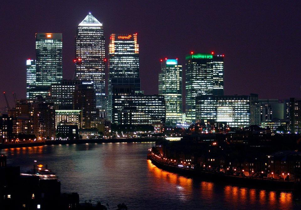 City, Building, Night View, Night, Lights, City Lights