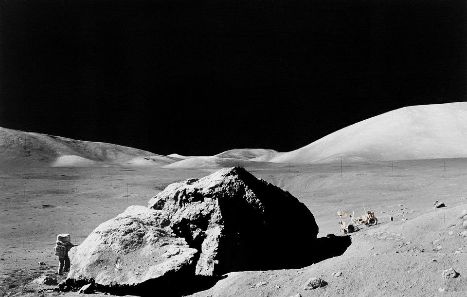 La plus précise image de la Lune jamais réalisée -
